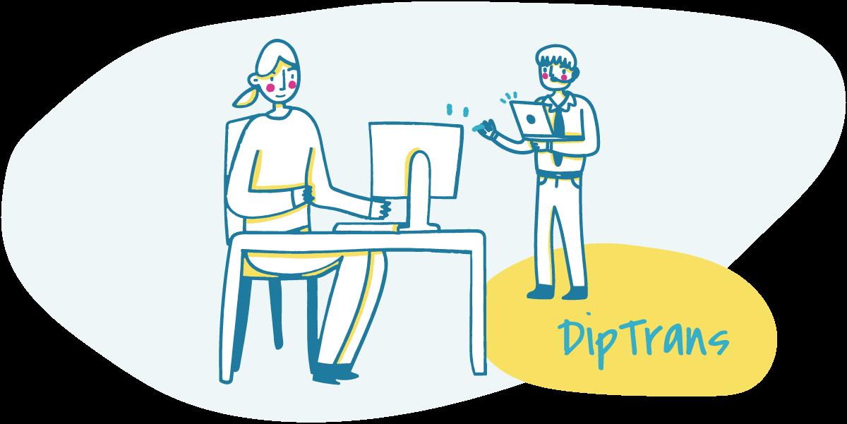 Course Image Kurs przygotowujący do egzaminu Diploma in Translation (DipTrans), edycja 2021